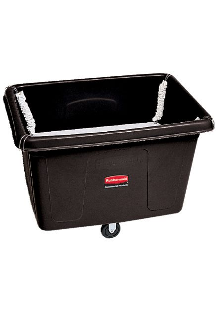 Spring platform Laundry trolley 14 cubic foot: Platform Laundry trolley