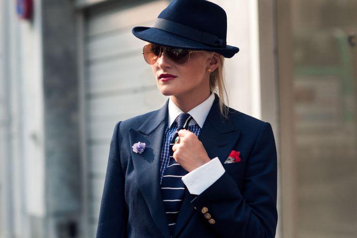 Sarah Ann Murray - International Group Fashion Editor for The Rake - Wearing: Q Menswear, Rubinacci, Charvet, Bulgari, Italia Independent, United Arrows & Sons, Zara, Gucci, Ray-Ban, Santoni, Christian Dior