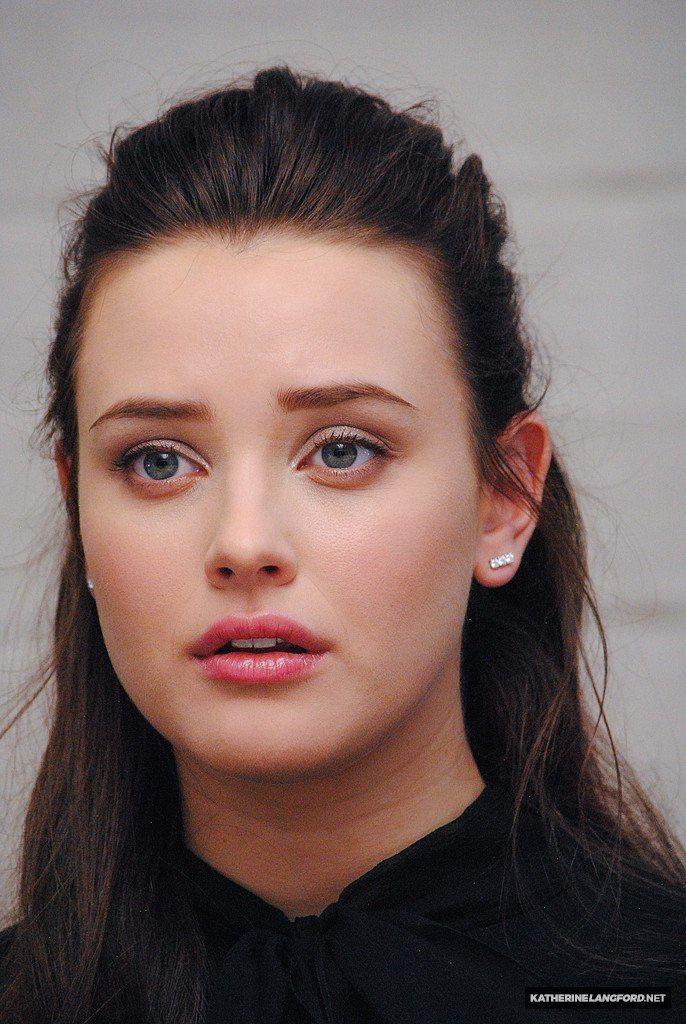 Katherine Langford Cute Beauty Beauty Girl Beauty Face