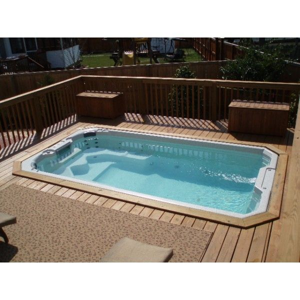 100 Best Outdoor Pools Images On Pinterest Backyard