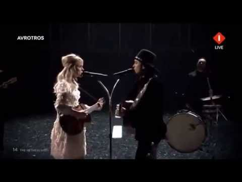The Common Linnets 'Calm After The Storm' semi & final Eurovision Song Contest 2012 - YouTube