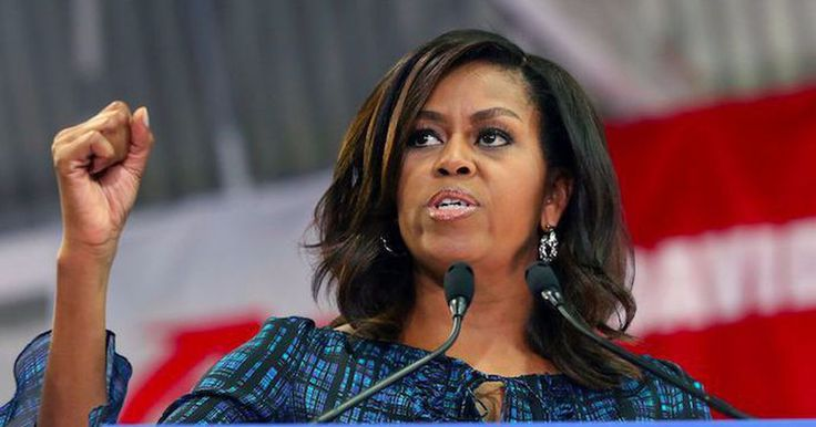 Michelle Obama doesn't want to run for office. She's said so repeatedly. But we keep on asking her anyway. In the wake of Donald Trump's shocking presidential victory, people are once again calling for Michelle to take a stab at the 2020 election — just like they did after her moving speech at the Democratic convention and continued to do as she campaigned for Hillary Clinton. Put more bluntly, people already want Michelle to rescue the same country that just let her down. SEE ALSO…