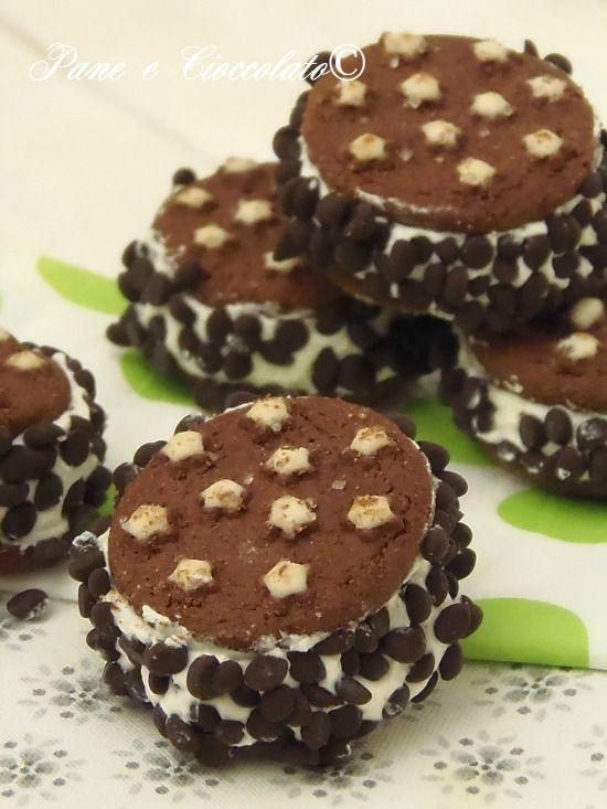 Biscotto Cioccolatte con ingredienti da dispensa