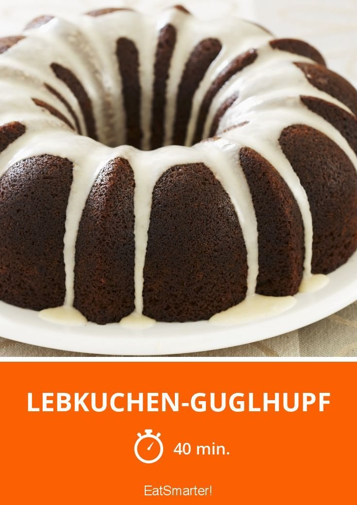 Lebkuchen-Guglhupf - smarter - Zeit: 40 Min.   eatsmarter.de