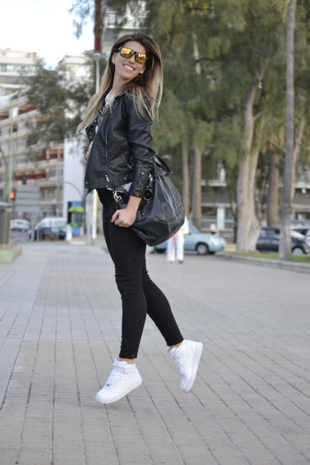 Nike Air Force 1 Un Clasico Que Vuelve Casual Outfits Cool Outfits Fashion