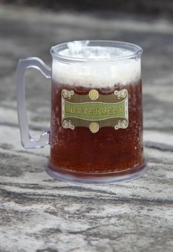 Looking for a very specific Harry Potter recipe? One for butterbeer, perhaps. a FREE RECIPE? Butterbeer has been a huge success for The Wizarding World of Harry Potter and the whole world is talking about butterbeer. You cannot buy the J. K. Rowling .