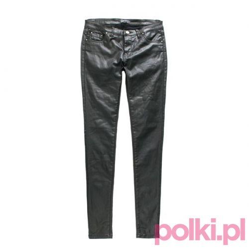 Skórzane spodnie Moodo #polkipl