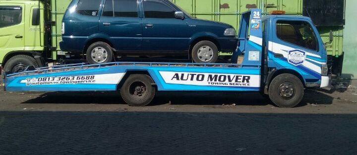 Jasa Pengiriman Mobil Antar Kota Terpercaya