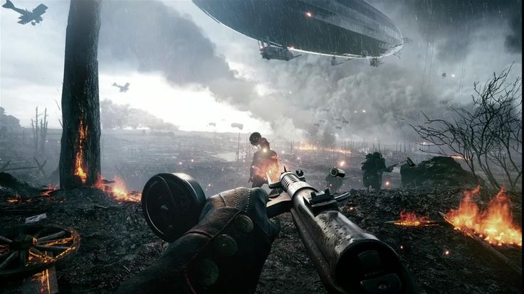 Rossco might not be very good at shooters but he loves the latest Battlefield game and believes it's a must play. Read his Battlefield 1 Review here.