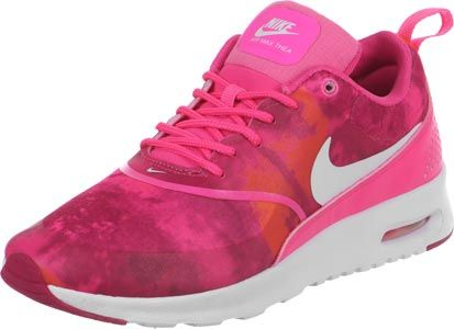 nike air max thea rose et orange