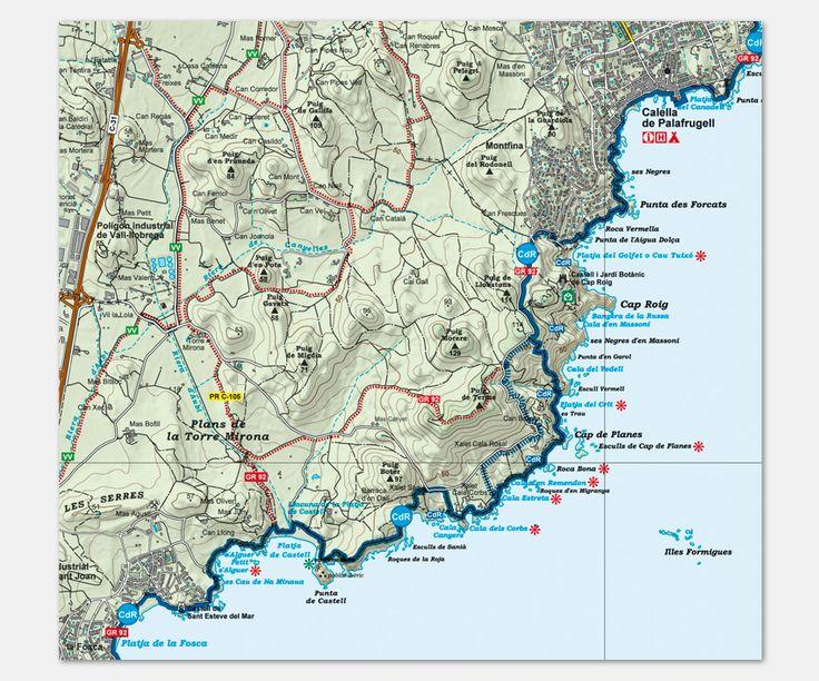 CAMI DE RONDA ® - Consejos para hacer caminos de ronda en la Costa Brava