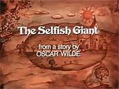 The Selfish Giant (Gerald Potterton Productions, Pyramid Films...)