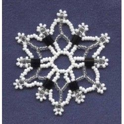 Tila Snowflake Pattern ~ free
