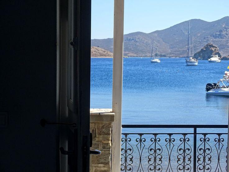 In need of vitamin sea. | You?  #summer2016 #patmos #grikos #silverbeach #silver #grikosbay