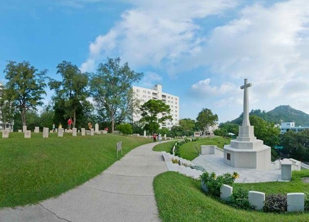 Stanley Military Cemetery - The Most Picturesque Cemetery in Hong Kong