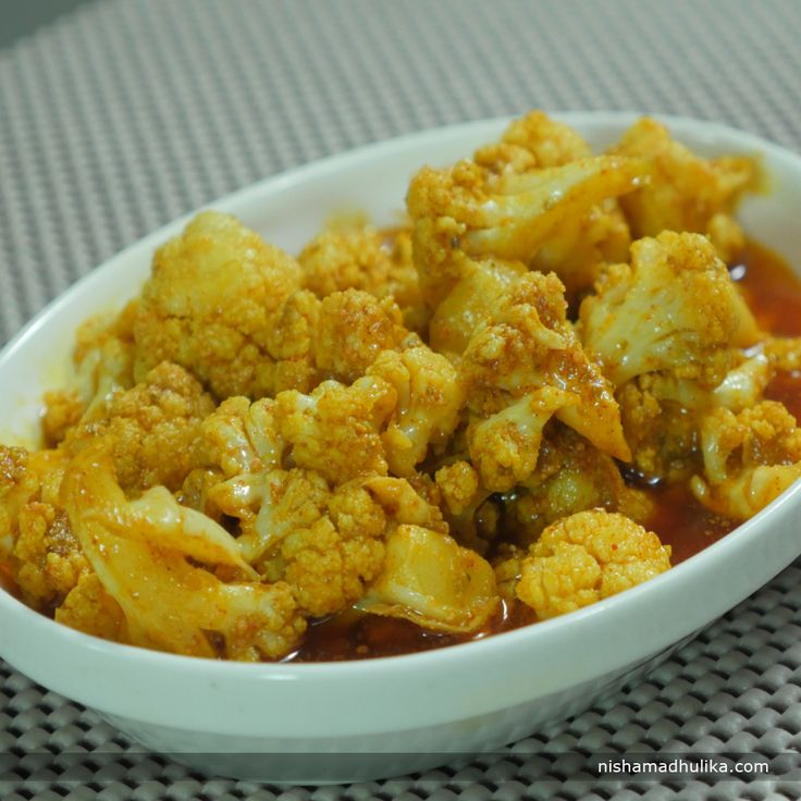 Gobi pickle is prepared mostly during winters when we have fresh cauliflower in abundance in the market.  Recipe in English - http://indiangoodfood.com/2003-gobi-ka-achaar.html (copy and paste link into browser)