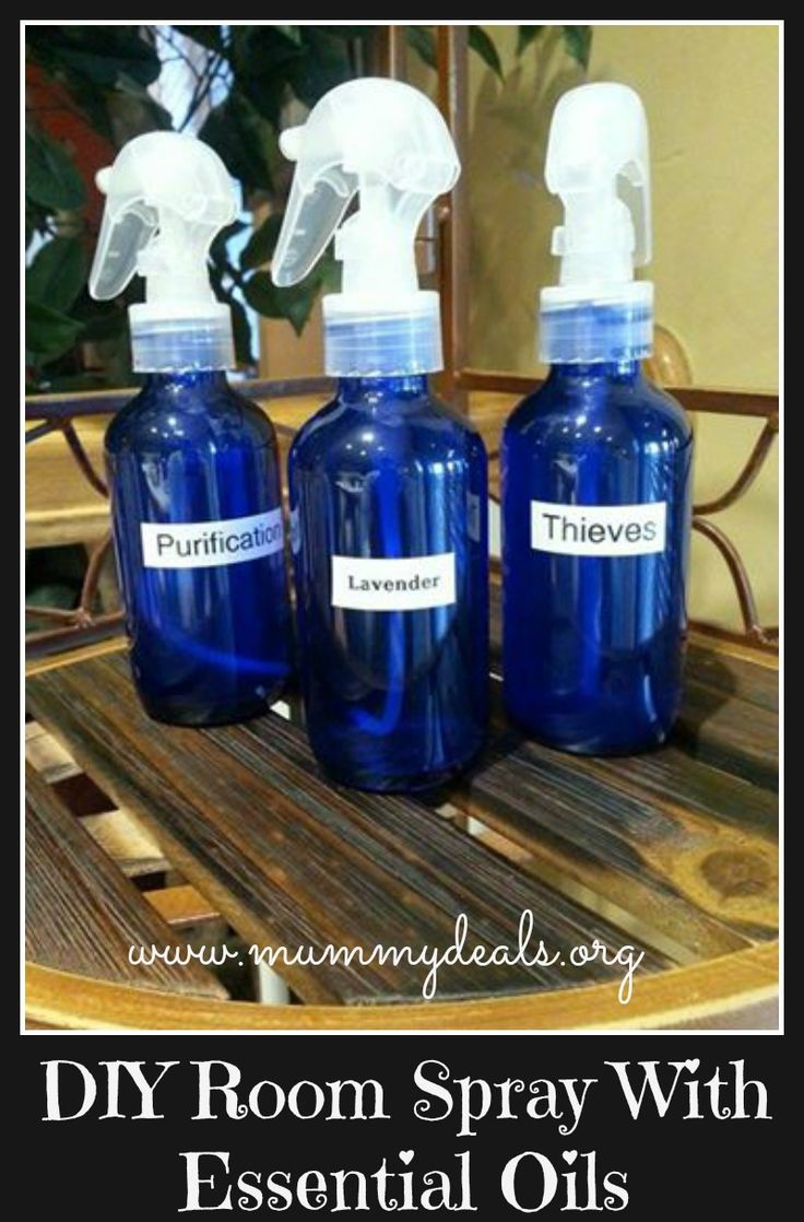 DIY Room Spray With Essential Oils www.HelpMeOil.com #youngliving #essentialoils #roomspray