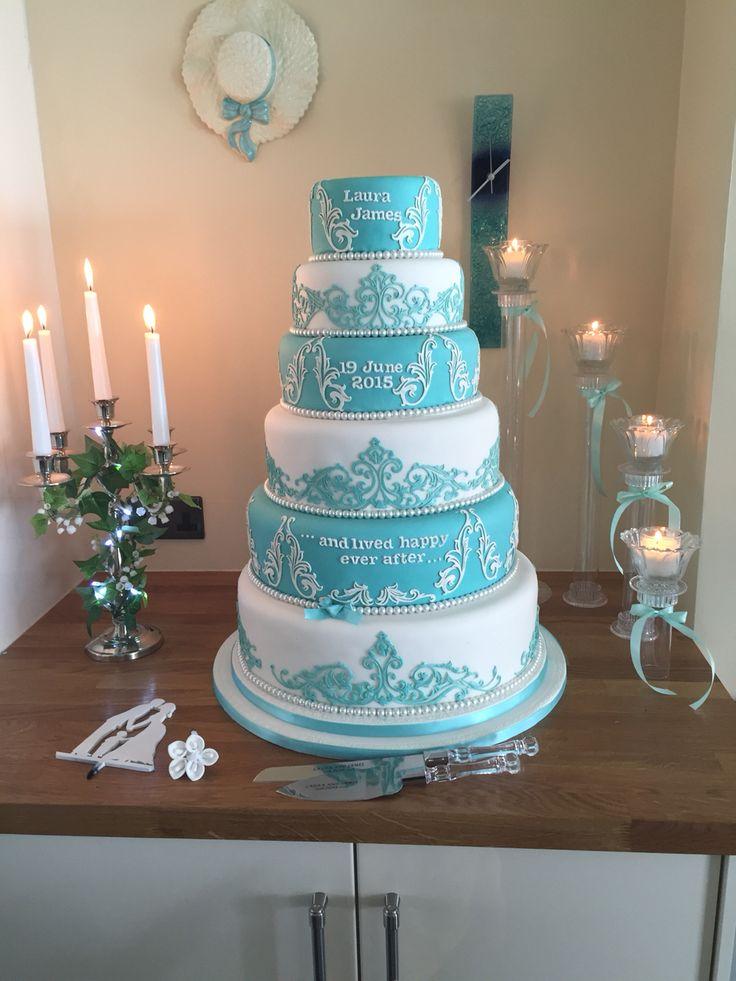 Best Wedding cake ever x