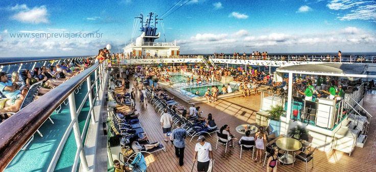 Deixe o preconceito de lado e faça um cruzeiro marítimo  http://www.sempreviajar.com.br/brasil/vale-a-pena-fazer-um-cruzeiro-maritimo