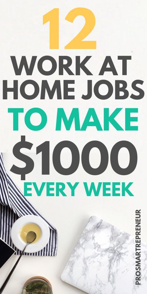 Work At Home Jobs 2020.10 Best Work From Home Jobs For 2020 Now Hiring Legit Work