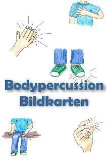 Materialkiste: Bodypercussion 1 – Felicia Papagni