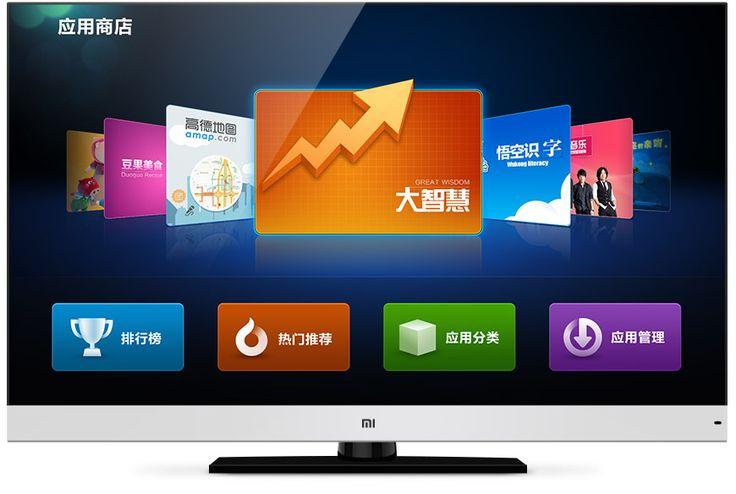 Mi TV - MIGlobal Home
