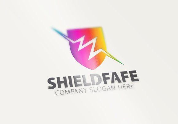 Shield Logo by eSSeGraphic on @creativemarket