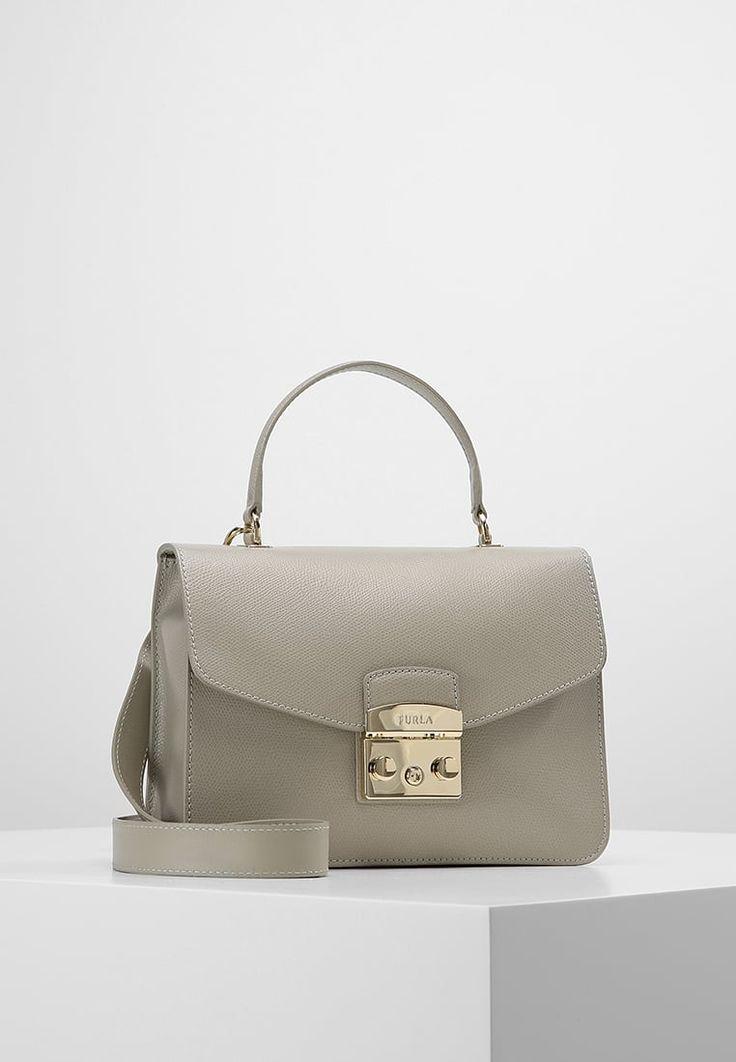 Furla METROPOLIS - Handtasche - hellgrau für 319,95 € (07.12.17) versandkostenfrei bei Zalando bestellen.