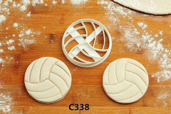 Volleyball Cookie Cutters volleyball shirt by CBACookieCutter