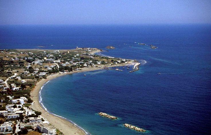 Beach resort of Magazia