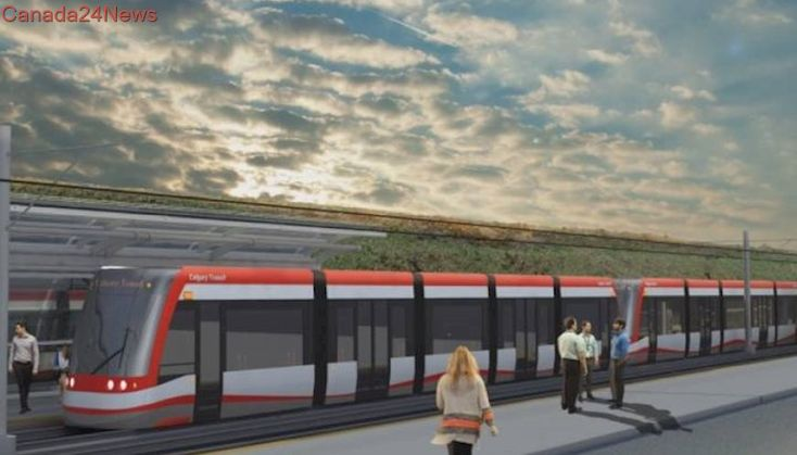 Calgary city council to look at Green Line LRT funding model
