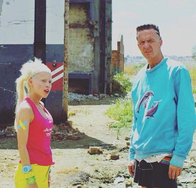 Yolandi Visser and Ninja - Chappie - SA - Die Antwoord