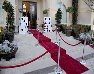 Casino Theme Party | Dallas Party Rentals Casino Games - Casino Decor