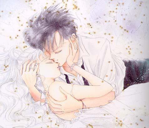 Serena & Darien - Sailor Moon