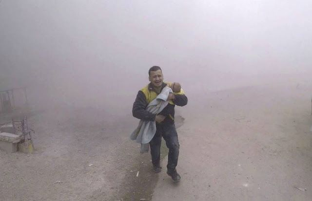 Syria Conflict: 'Russians Killed' In US Air Strikes