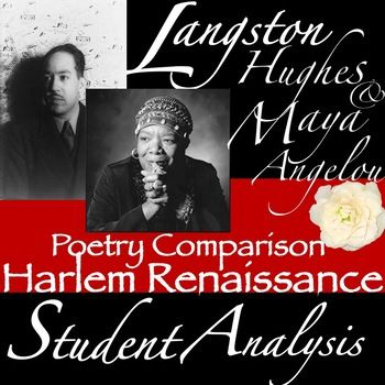 a comparison of the poetry of langston hughes and maya angelou two african american heroes Langston hughes has earned a place amongst the greatest poets america has ever produced but more than that, hughes has given a the my hero project is a haven of hope — a gathering of inspiration and a celebration of the best of our humanity our staff and millions of people around the.