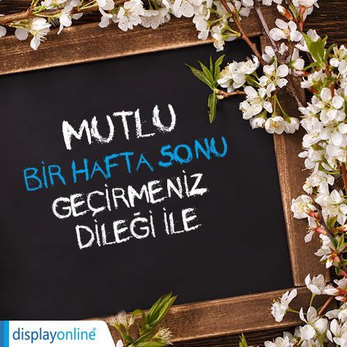 Mutlu bir hafta sonu geçirmenizi diliyoruz...  #Cuma #HaftaSonu #Tatil #Weekend #Mutluluk