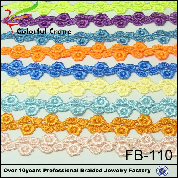 Wholesale fashion lace cruciani bracelet