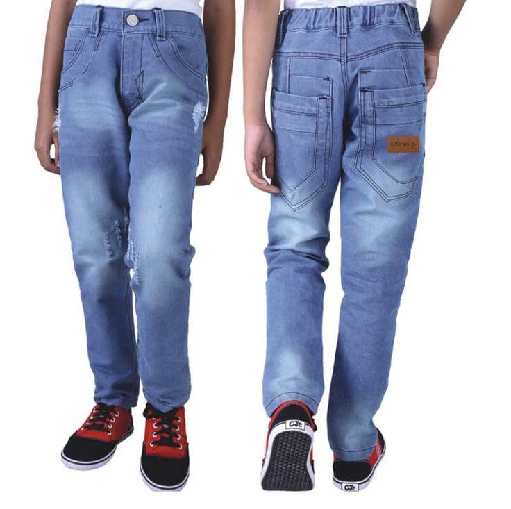 Celana Jeans Anak Laki-Laki - CNJ 283 - Bushindo Shop