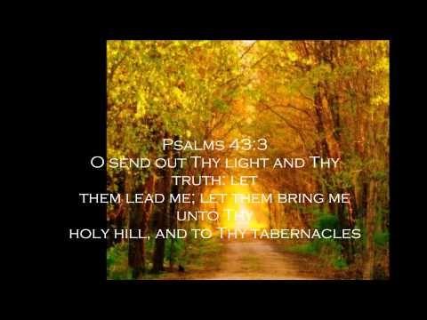 ▶ Lead, Kindly Light by Audrey Assad w/lyrics - YouTube
