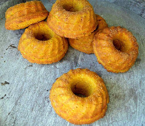 The Little Melbourne Kitchen | Pumpkin Donuts