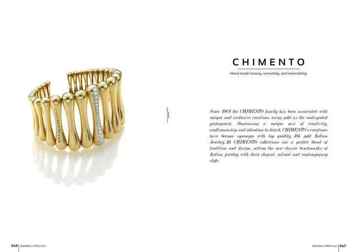 CHIMENTO article