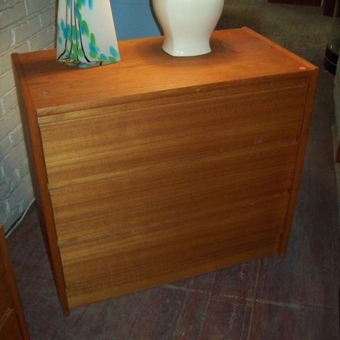 Frontier Sales Furniture & Home Decor Toronto Quality Used Furniture - Virtual Showroom;   Vintage Teak Chest of Drawers, $279.99