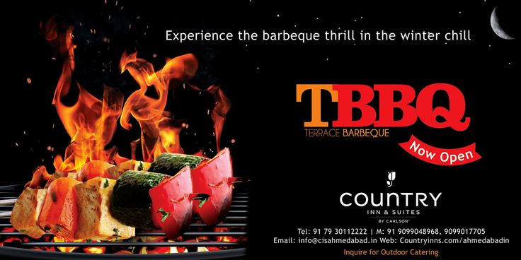Now open!! Terrace Barbeque