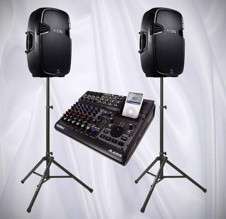 32 best wedding dj images on pinterest wedding dj wedding diy dj do it yourself dj equipment sound equipment for weddings parties receptions and more solutioingenieria Image collections