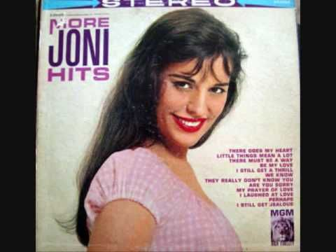 Joni James - Little Things Mean A Lot (1959)