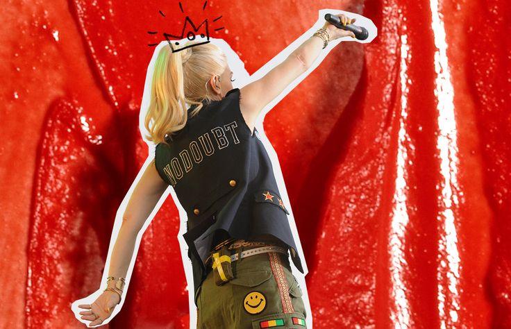 Si te gusta el look rockero de la cantante, seguro amarás su colaboración con Urban Decay