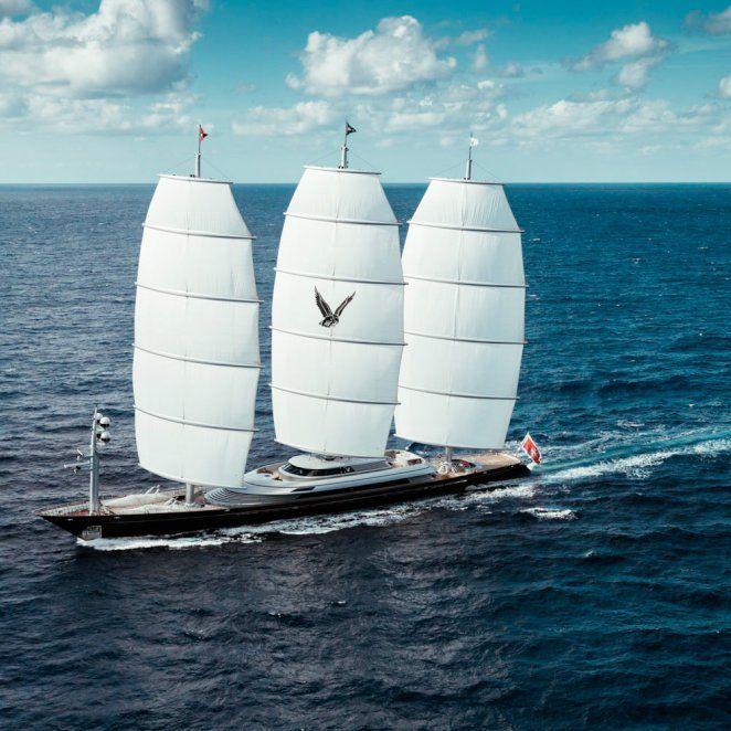 Maltese Falcon Photo 64 Sailing Yacht Yacht Maltese Falcon Yacht