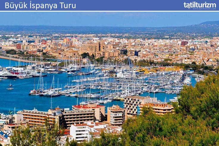 Mimar Gaudi'nin muhteşem binaları ile süslenmiş Barselona'yı ve İspanya'nın en güzel şehirlerini keşfetmenin zamanı gelmedi mi?