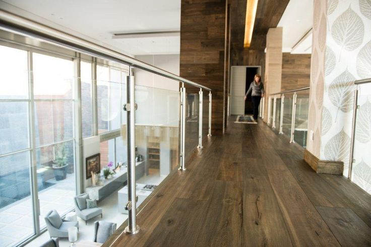 SANS compliant stainless steel and glass balustrades by Steel Studio